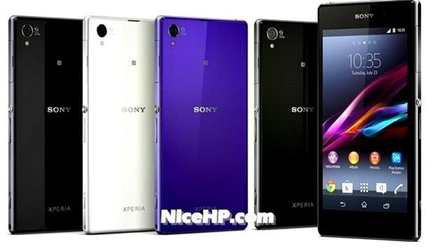 Spesifikasi dan Harga Sony Xperia Z1