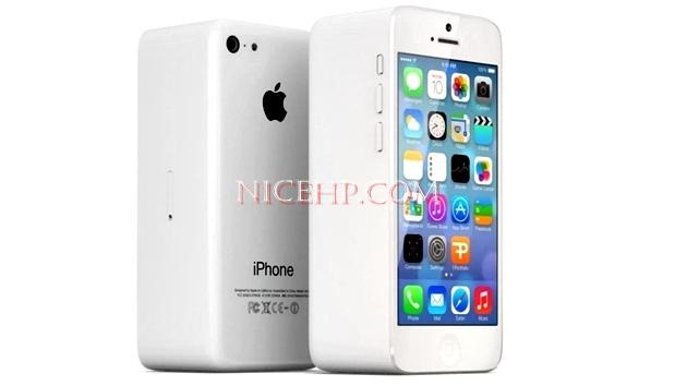 Spesifikasi dan Harga Apple iPhone 5C (16/32 GB)